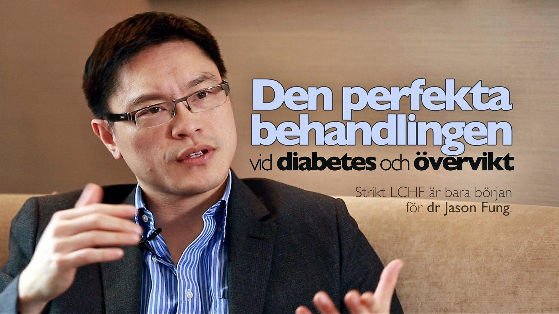 Intervju med Jason Fung