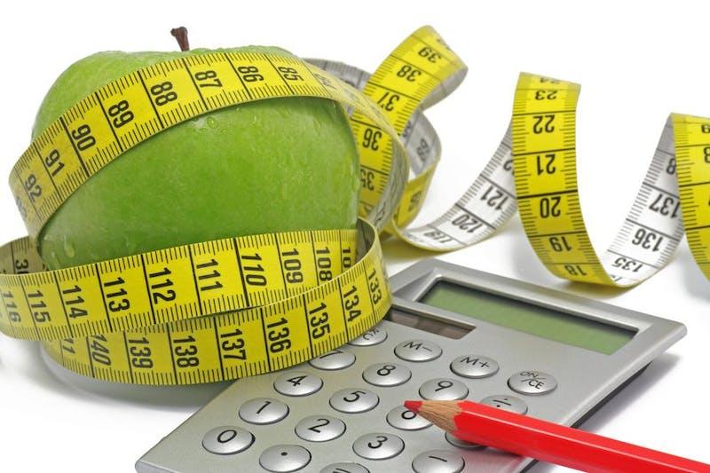 Kaloriräkning och viktnedgång