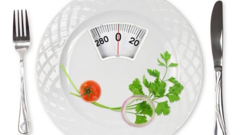 Fasta och utebliven viktnedgång