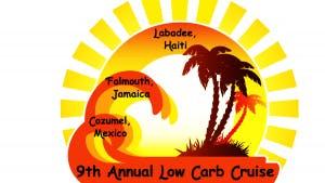 Nästa års lågkolhydratkryssning i Västindien kan nu bokas till lägsta möjliga pris