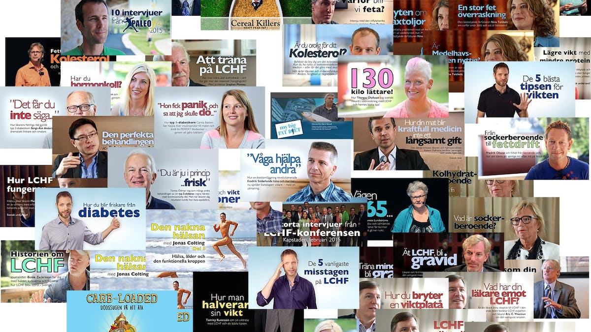 Kostdoktorns medlemssidor ett år – vad hände?