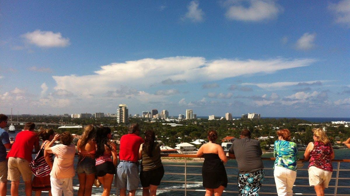 Slutliga reflektioner från Karibienkryssningen