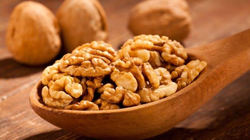 Stora variationer i näringsdeklaration för valnötter