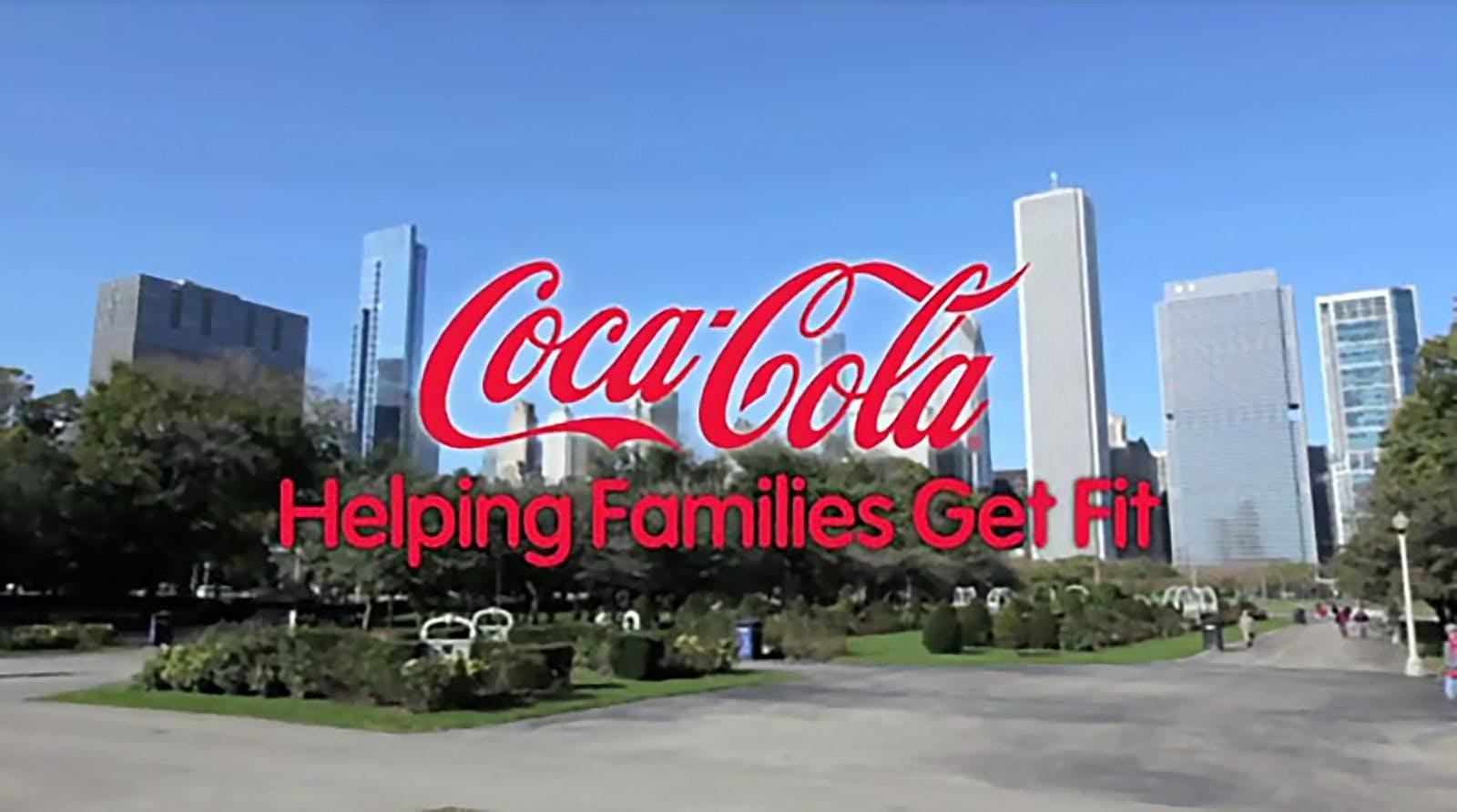 """""""Coca-Cola finansierar forskare som tar bort skulden för fetma från söta drycker"""""""