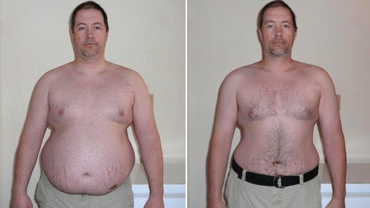 Hur man snabbt går ner 23 kg