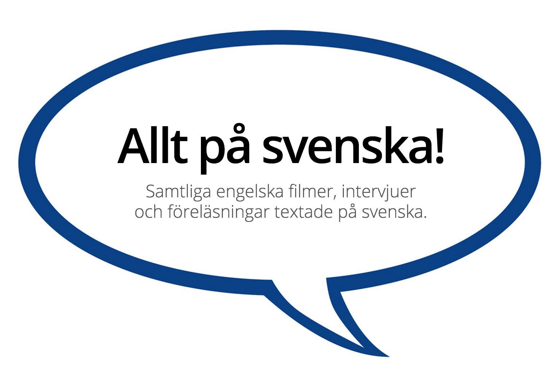 Allt på svenska!