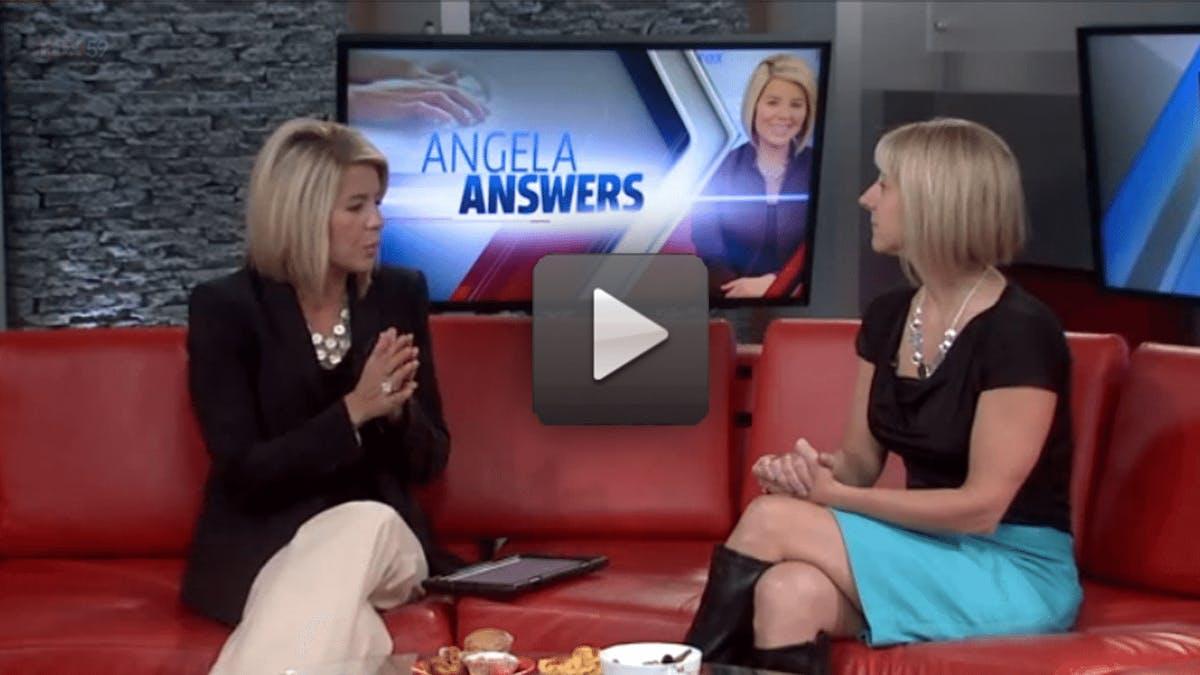 Dr Sarah Hallberg pratar lågkolhydratkost och diabetes på FOX, planerar klinisk prövning