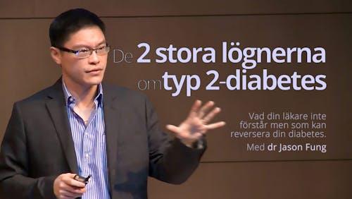 De två stora lögnerna om typ 2-diabetes