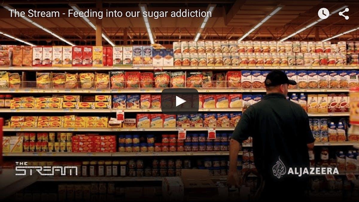 Taubes och Kendrick diskuterar socker