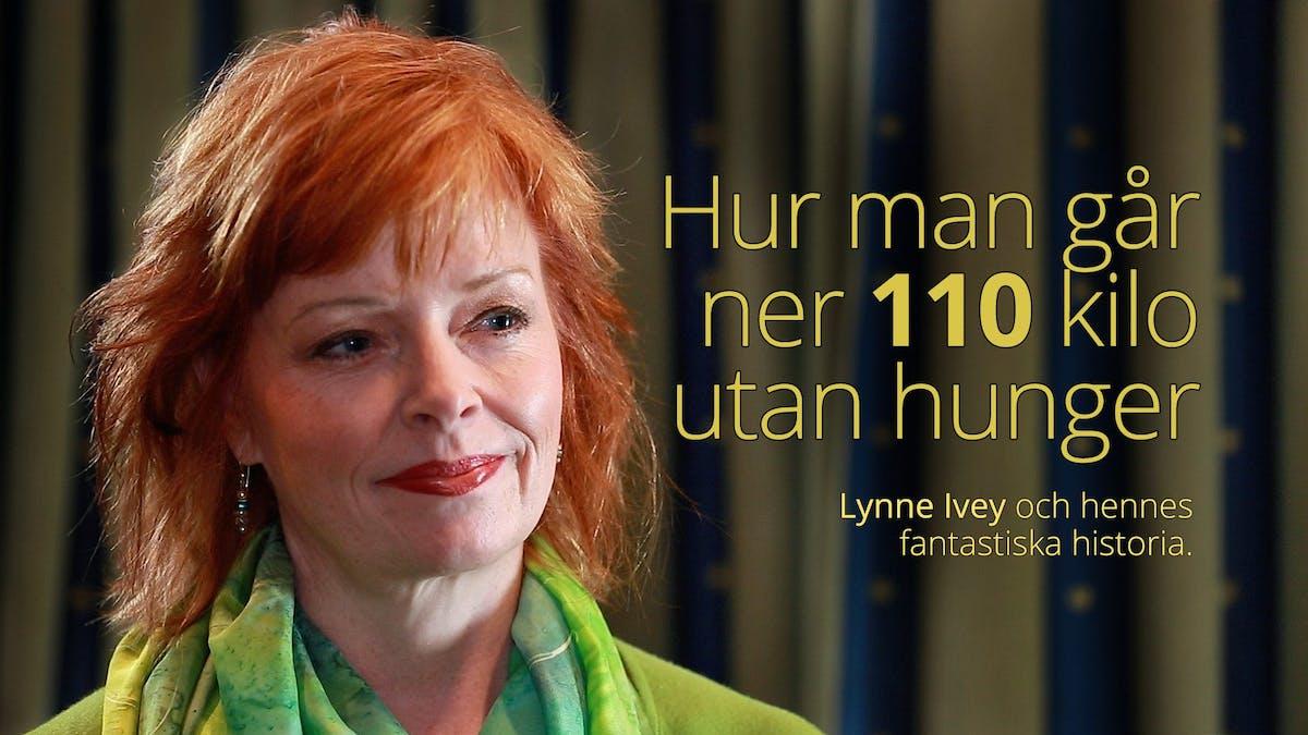 Hur man går ner 110 kilo utan hunger med LCHF (ny medlemsvideo)