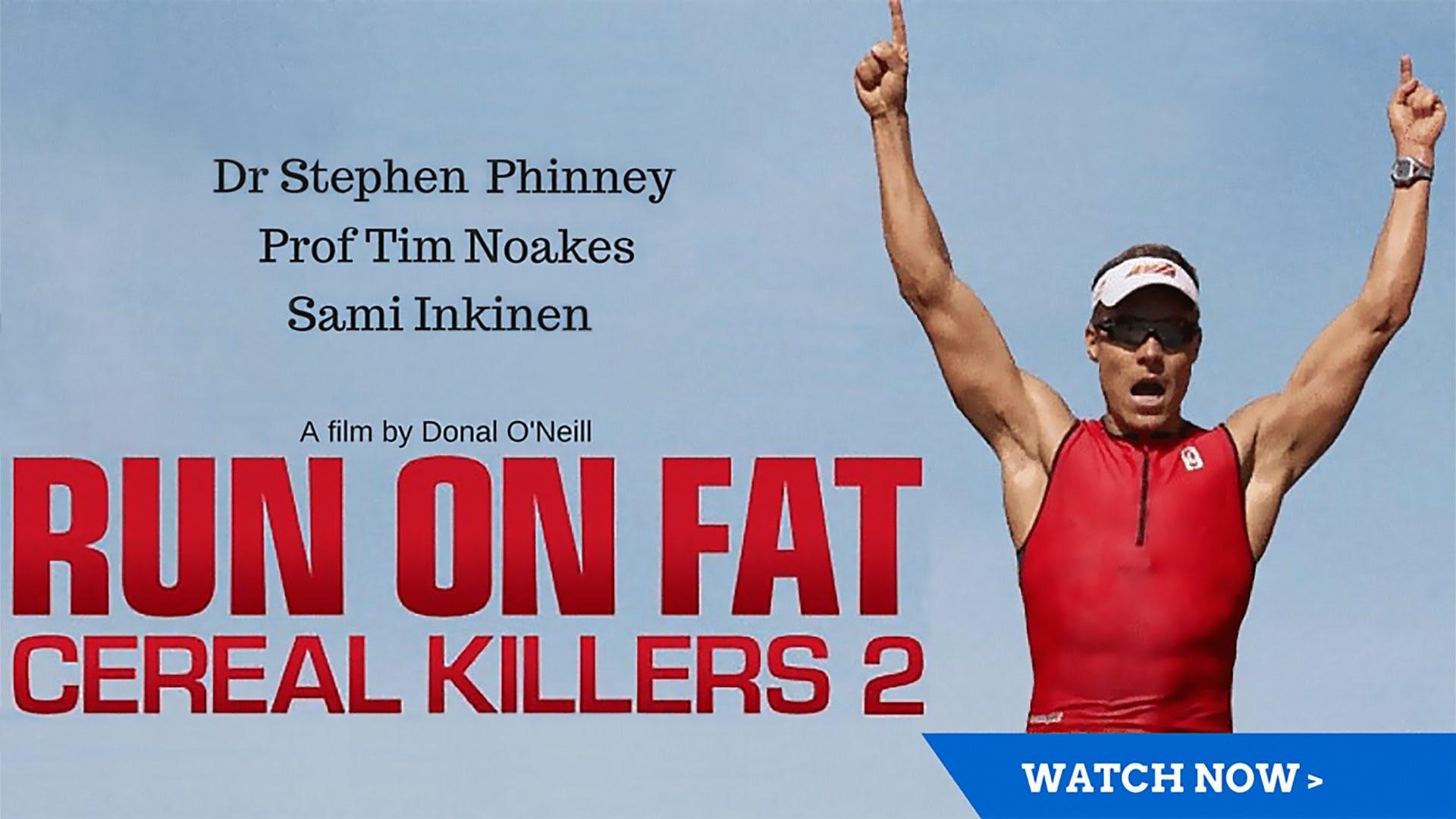 Se LCHF-filmen Run on Fat, med svensk text och gratis