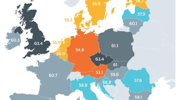 """""""Unga européer kan dö vid tidigare ålder än sina farföräldrar, säger WHO"""""""