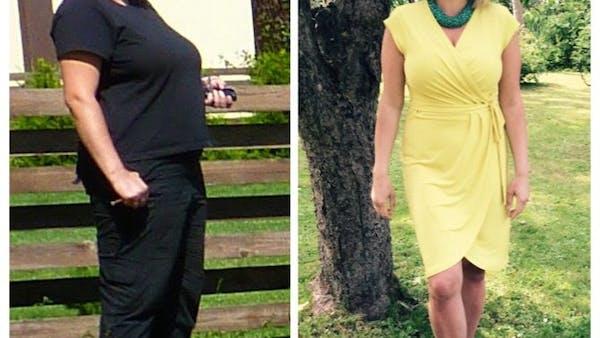 Minus 33 kilo på 10 månader med LCHF