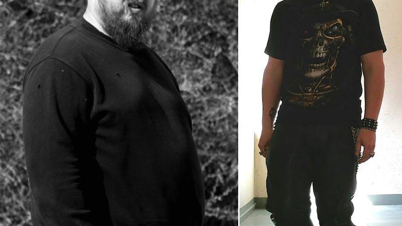 Minus 65 kilo på ett år med LCHF