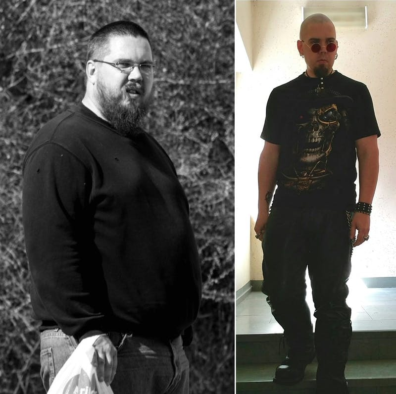 Före och efter 365 dagar
