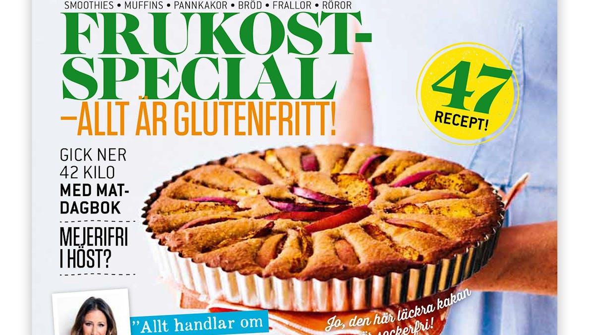 LCHF-frukostspecial i senaste Matkärlek