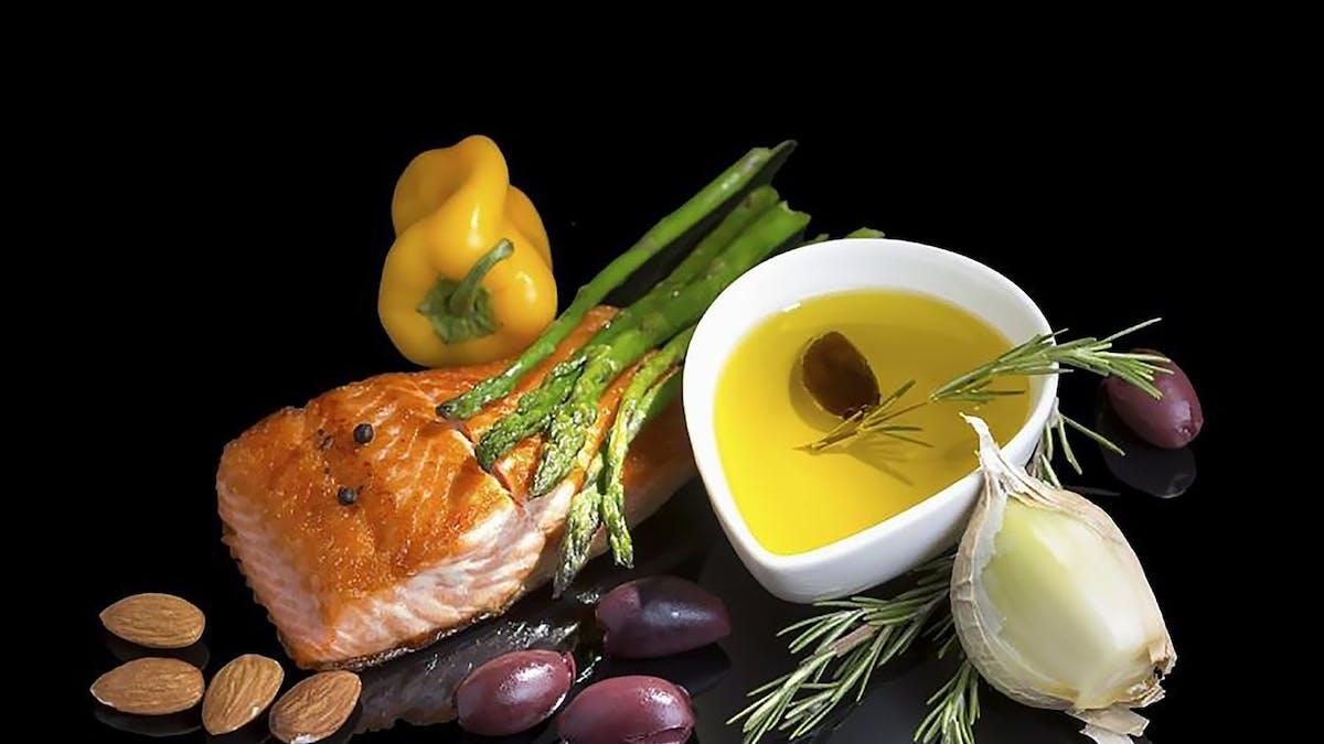 Fetare medelhavskost minskar risken för bröstcancer med 62%