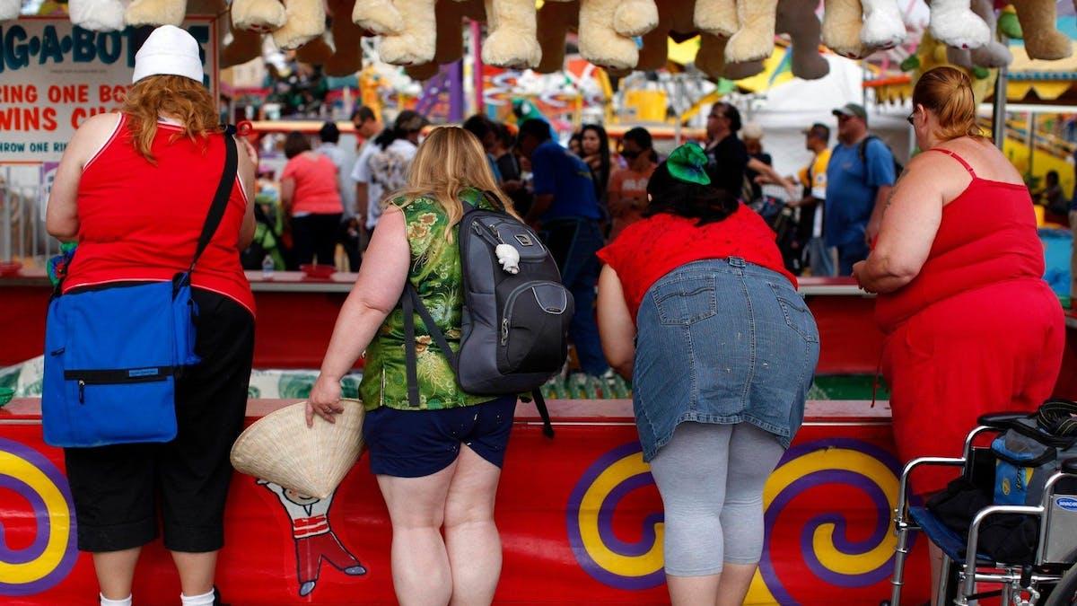 """""""Den globala fetman ställer FN-mål för kostrelaterade sjukdomar 'utom räckhåll'"""