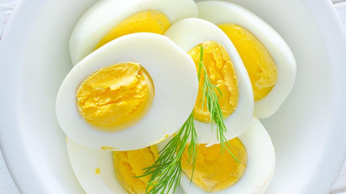 """""""Att koka ägg är inte enkelt..."""""""