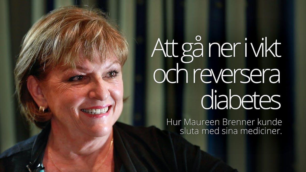 Att gå ner i vikt och reversera diabetes (ny medlemsvideo)