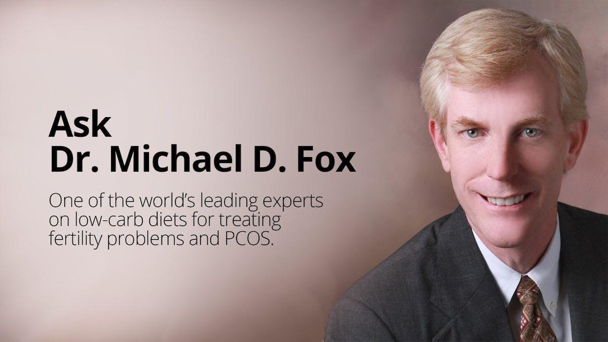Fråga dr Michael Fox om kost, LCHF, fertilitet... och kaffe