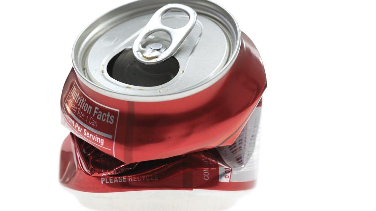 Vad hög skatt på läsk kan åstadkomma