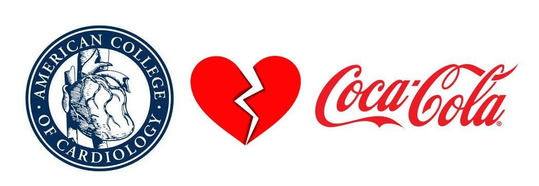 Coca-Cola förlorar ännu en läkarorganisation