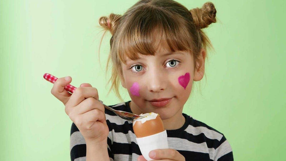 """""""Barn behöver mindre socker och mer fett"""""""