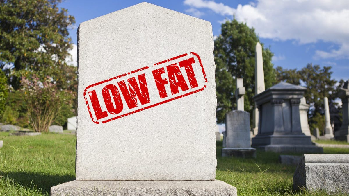 Den fettsnåla kosten är död (igen)