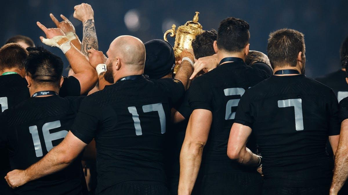 Nya Zeeland världsmästare i rugby igen –utan mycket socker