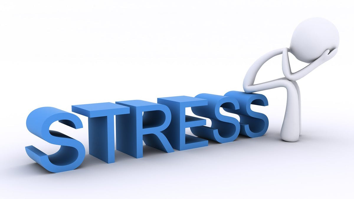 Stress - ett hinder för viktnedgång?