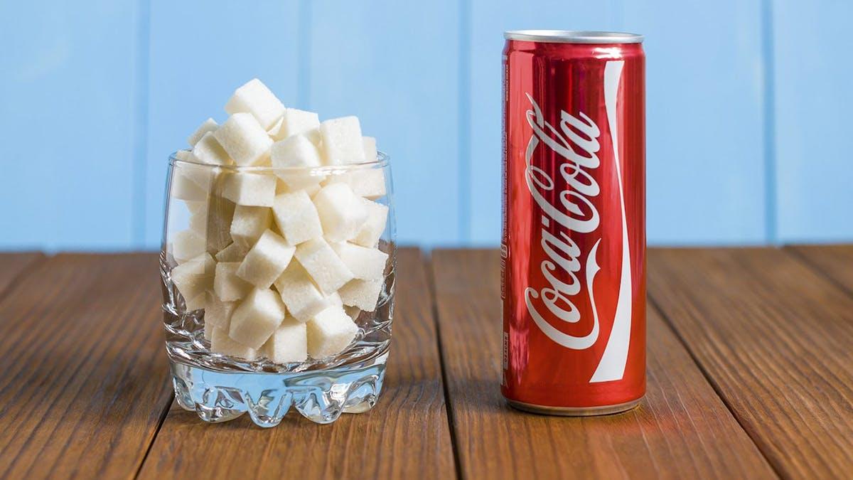 Coca-Cola tappar ännu mer mark