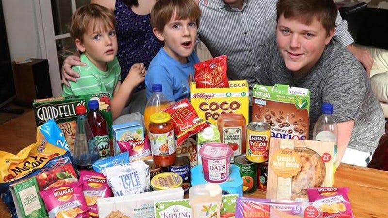 Hur mycket socker ger du din familj utan att ens veta om det?