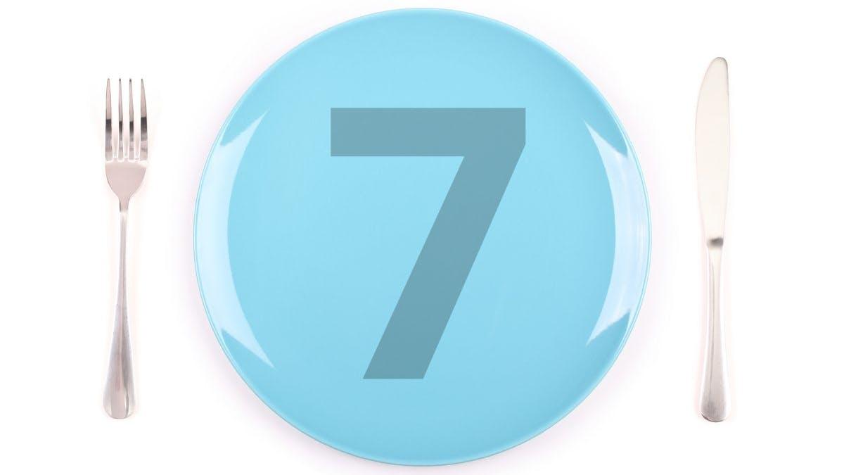 De 7 fördelarna med att fasta