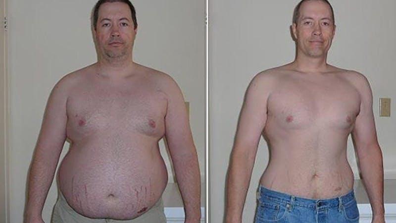 Framsteg: Minus 13 kg på ytterligare tre månader, totalt -36 kg med LCHF!