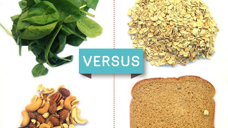 Kolhydratsnål eller kolhydratrik kost –en diabetikers jämförelse