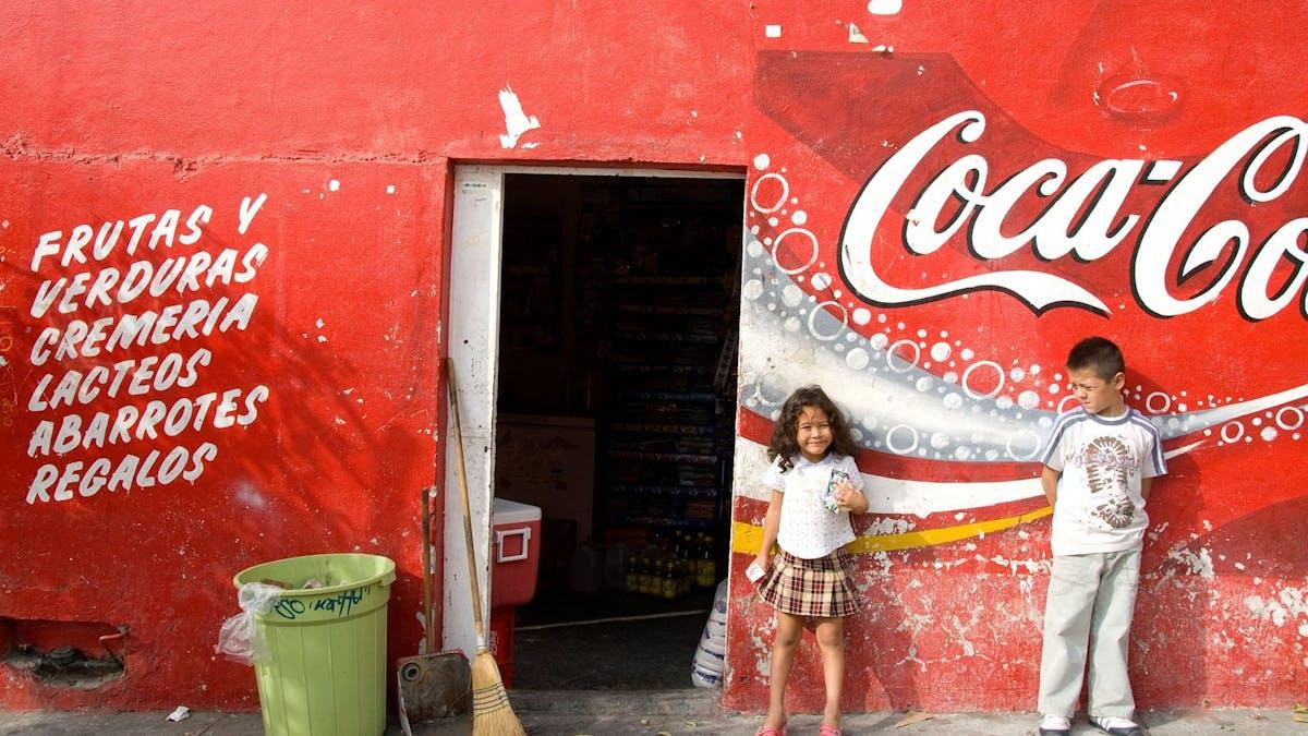 Hur ett av världens mest överviktiga länder tog sig an läskindustrin