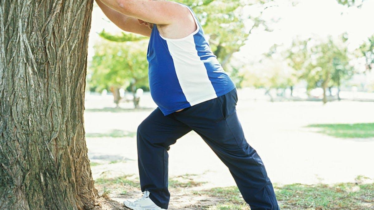 """""""Studie krossar myten att träning kompenserar för fetma"""""""