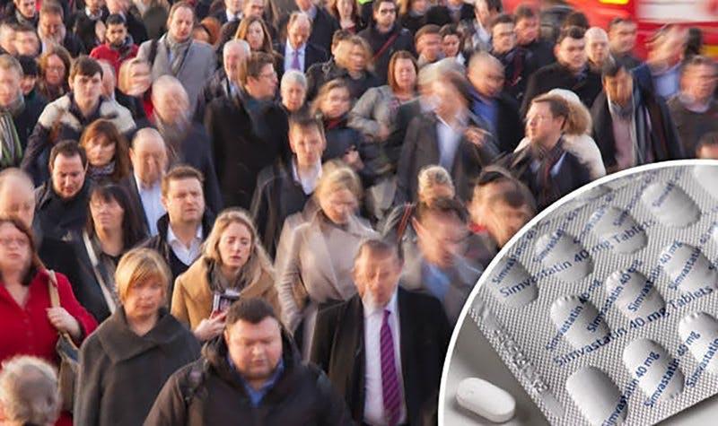 Ny studie: Tiotals miljoner kanske tar statiner i onödan