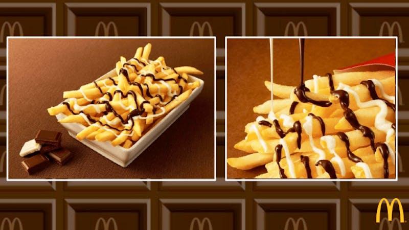 Så går du upp ännu mer i vikt på McDonalds