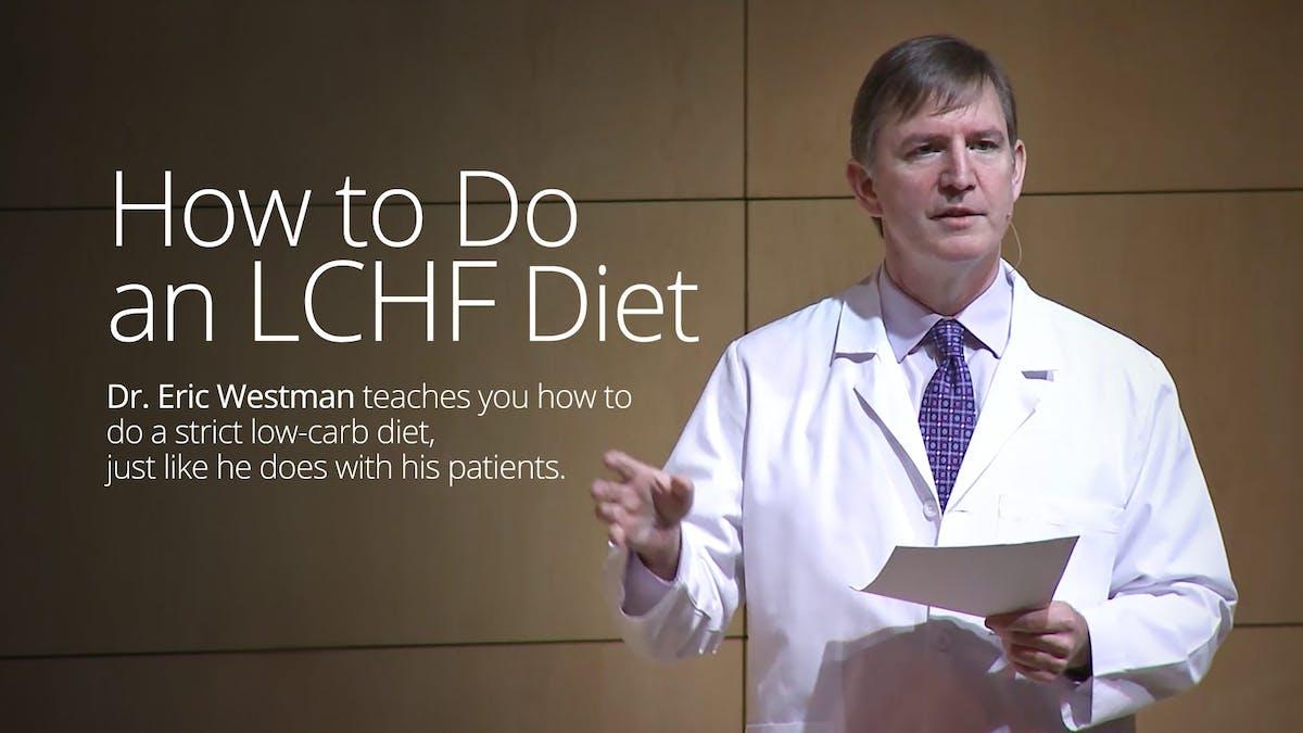 Hur man äter LCHF