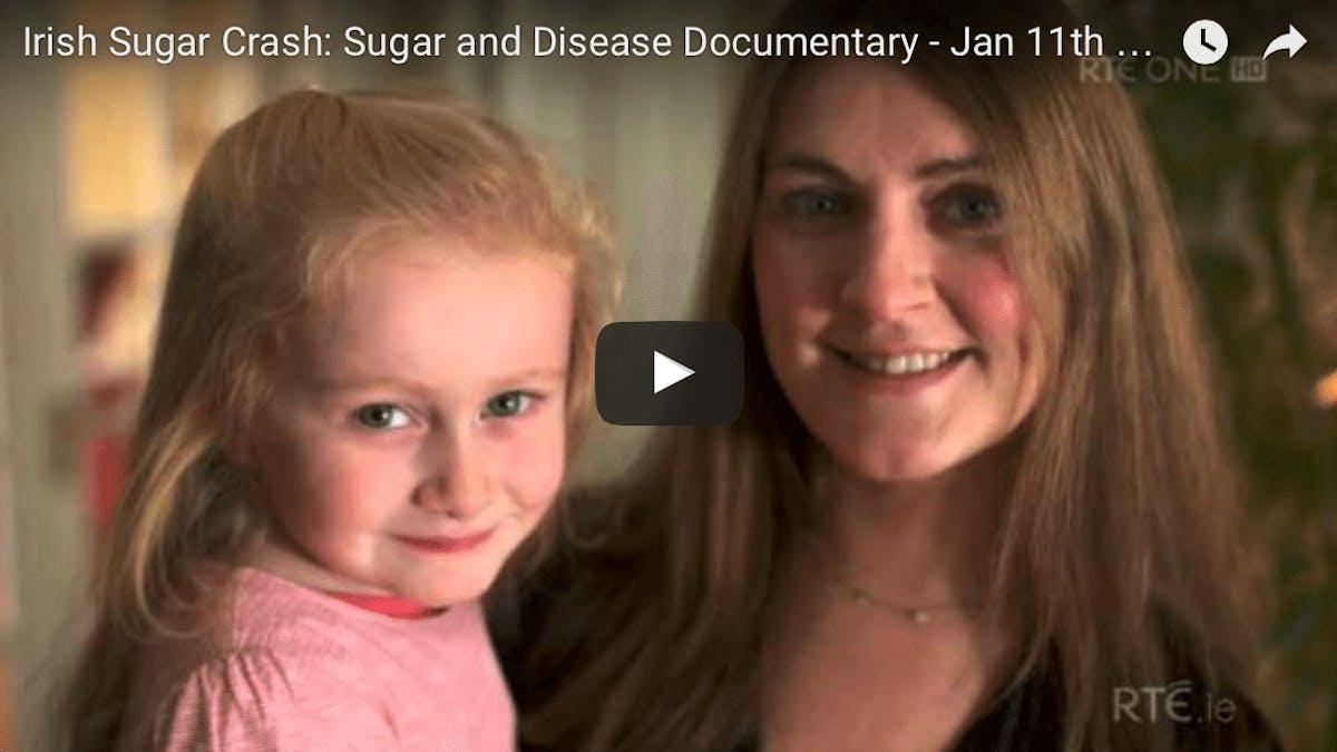 Sugar Crash –ny sockerdokumentär