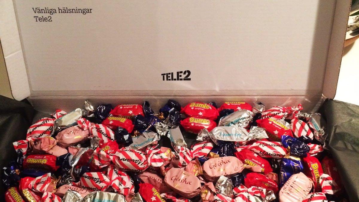 """Tele2:s """"mordförsök"""" på Ann Fernholm"""