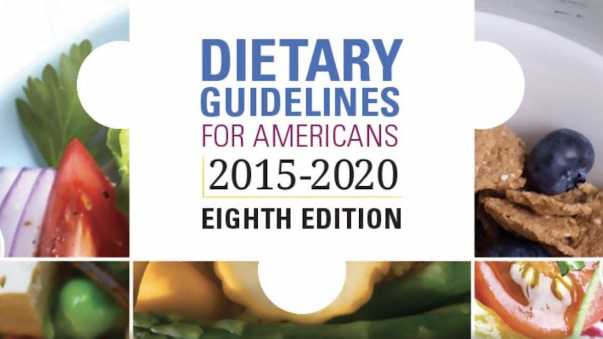 Nya amerikanska kostråd: Ät mindre socker, mer kolesterol!