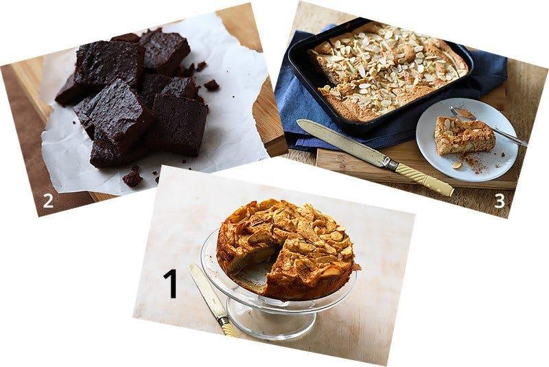 """Diabetesorganisation för fram """"vetenskapligt baserade"""" bästa recept för diabetiker: Bakverk och brownies!"""