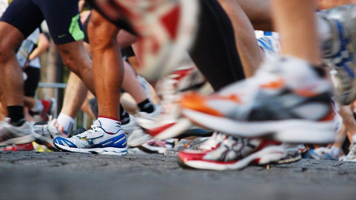 """""""Hur många mil i benen inför maraton?"""""""