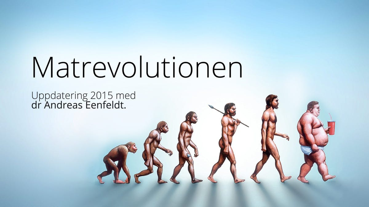 Matrevolutionen – den uppdaterade versionen