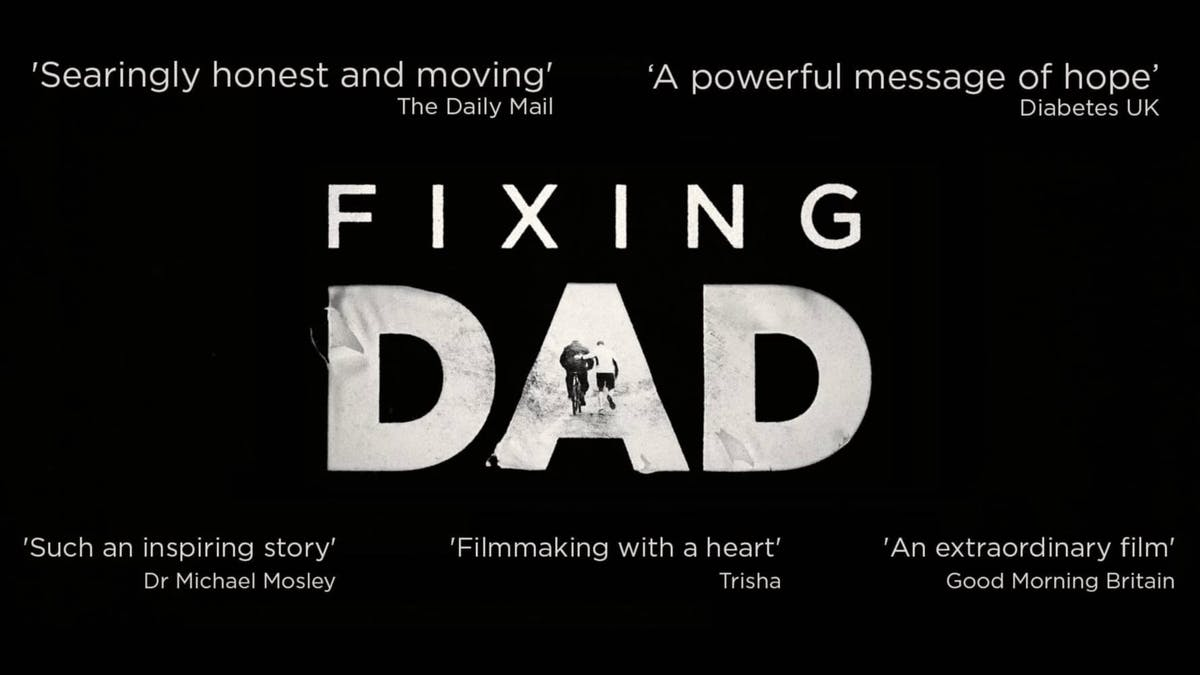 Fixing Dad - ny film om att reversera diabetes