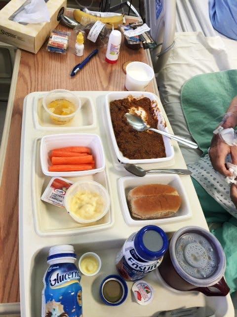 Så hålls diabetiker SJUKA på sjukhus