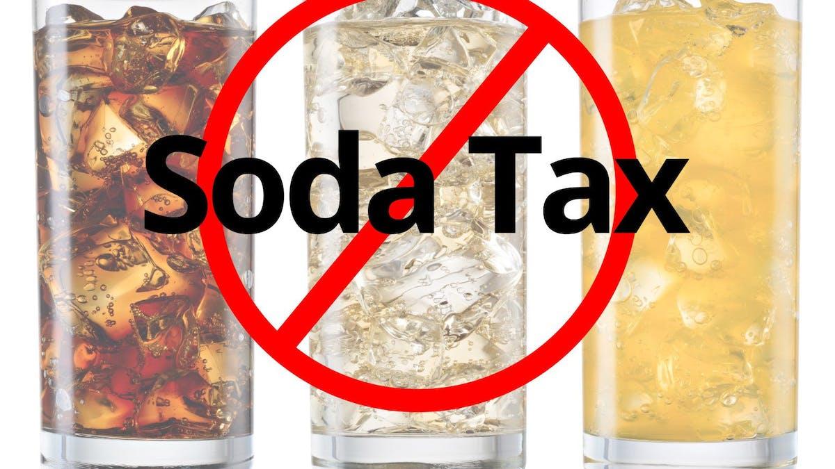 Dietister i Kanada vill ha skatt på sockerdricka